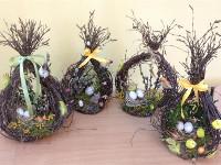 Ozdoby Wielkanocne Z Brzozy Bominflot
